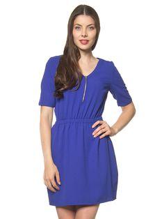 Granatowa letnia sukienka Vero Moda 66 PLN  #limango #okazja #wyprzedaż #sale