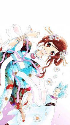 Esta Nanami me encanta ! <3 , amo este anime, uno de los mejores shojo que he visto.  Kamisama Hajimemashita