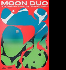 "822 Likes, 12 Comments - Bráulio Amado (@braulioamado) on Instagram: ""Moon duo at musicbox. Screenprints soon"""
