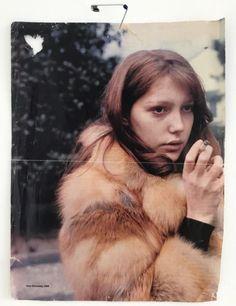 Anne Wiazemsky Poster