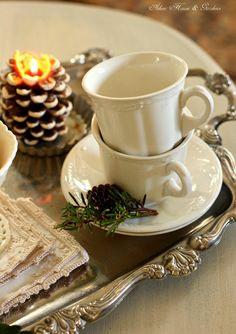 Aiken House & Gardens: Afternoon Tea Break