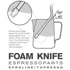 Foam Knife