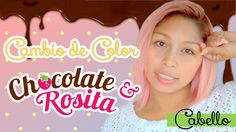 Change #COLOR of #HAIR #CHOCOLATE & #PINK in the video chanel #YOULISBEAUTY