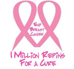 RePin To Show Your Support For a Cure breast-cancer-awareness