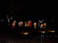 Peanuts Christmas | Signs of Nashville: Peanuts Gang Christmas