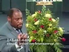 Dr. Myles Munroe - Qualities of a Good Man