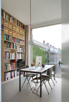 Bedaux-Nagengast Residence - Small House - Bedaux de Brouwer Architects - Office - Humble Homes