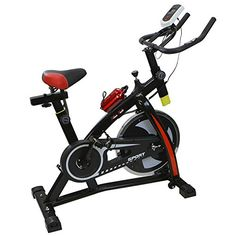 Stationary Exercise Bicycle Indoor Bike Cycling Cardio Health Workout Fitness Top Selling Items ** Check out the image by visiting the link. (This is an affiliate link) Bicycle Workout, Cycling Workout, Workout Fitness, Fitness Bike, Bicycle Exercise, Spinning Exercise, Fitness Top, Workout Men, Physical Exercise