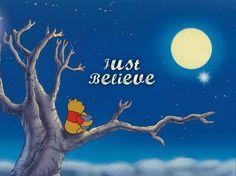winnie the pooh eeyore starry night Cute Winnie The Pooh, Winnie The Pooh Quotes, Winnie The Pooh Friends, Disney Magic, Disney Art, Walt Disney, Good Night Greetings, Pooh Bear, Eeyore