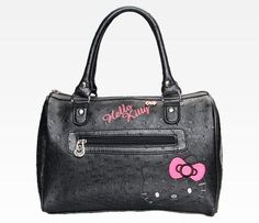 Hello Kitty Handbag: Ostrich