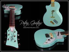 Potvin Guitars Custom Shop (#potvinskunkworks)