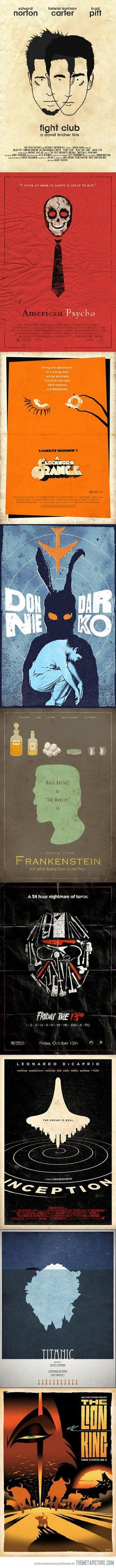 Nice Movie posters: Cool alternative movie posters… Movies/Shows Check more at http://kinoman.top/pin/18574/