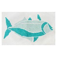 Threshold™ Bath Rug - Fish : Target
