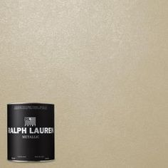 Ralph Lauren, Oyster Metallic Specialty Finish Interior Paint, at The Home Depot - Mobile (champagne) Revere Pewter, Design Seeds, Fixer Upper, Ralph Lauren Paint Colors, Paint Paint, Interior Paint Colors, Interior Painting, Painted Chairs, Painted Furniture