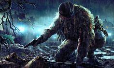Sniper Ghost Warrior 2 screenshots and concept art