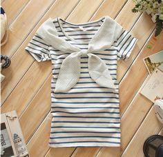 Cotton   chiffon #stripes #fashion