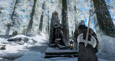The Elder Scrolls V: Skyrim | Shrine of Talos, Weynon Stones
