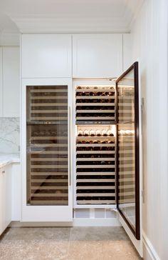 Butler's pantry design ideas. Design by Dan Kitchens (dankitchens.com.au).