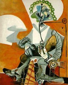 Pablo Picasso - Amazing!
