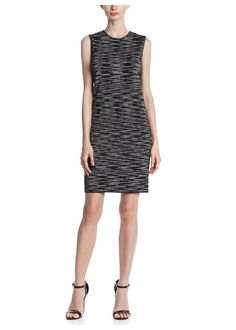 Black Sleeveless Space Knit Dress - was $710.0, now $249.99 (65% Off). Picked by olga @ Ideel