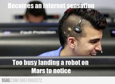 Hell to the freaking yeah!! NASA SWAG!!!