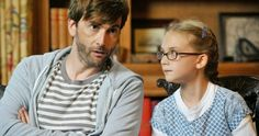 What we did on our Holiday - David Tennant