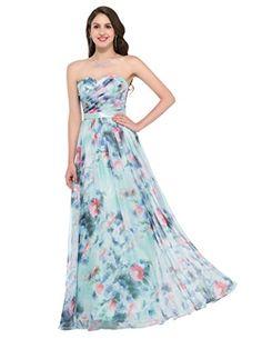 Women Chiffon Floral Print Bridesmaid Evening Gown Dress 10 Belle Prom Dress http://www.amazon.co.uk/dp/B013UQF0KA/ref=cm_sw_r_pi_dp_zcq7vb15RAKBP