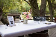 Calamigos Ranch Wedding Malibu - Stop And Stare Events Outdoor Wedding Ceremony Rustic Wedding Malibu Wedding Welcome Table