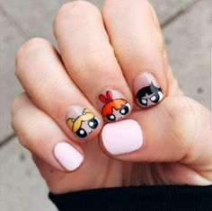 135 fall nail art designs you'll love – page 1 Best Acrylic Nails, Acrylic Nail Designs, Nail Art Designs, Design Art, Minimalist Nails, Nail Swag, Ongles Funky, Hair And Nails, My Nails
