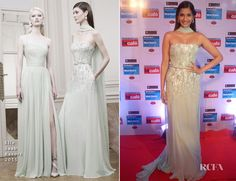 Sonam Kapoor In Elie Saab - 2015 Hindustan Times Mumbai's Most Stylish Awards