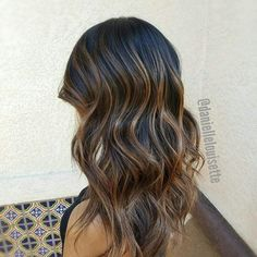 Caramel Balayage @daniellelouisette Balyage Hair, Caramel Balayage, Dye Hair, Toffee, Slay, Hair Ideas, New Look, Highlights, Long Hair Styles