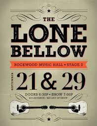 lone bellow posters - Google Search