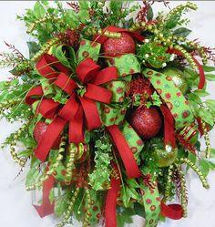 XXL Magical Christmas One of a Kind Elegant - so beautiful by LadybugWreaths