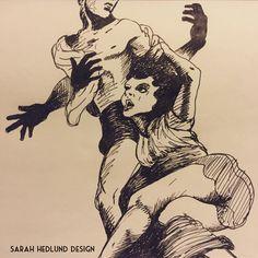 Art by Sarah Hedlund Design.