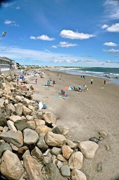 Wells Beach Maine is where I grew up. This is realistically what makes me, me. Vacation Places, Vacations, Ogunquit Maine, Maine Beaches, Maine New England, Visit Maine, Beaches In The World, Travel Goals, Country