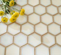 Setto 2- Godai Series Concave Hex in Gloss Pearl