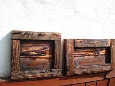 Svatava / Rámiky zo starého dreva