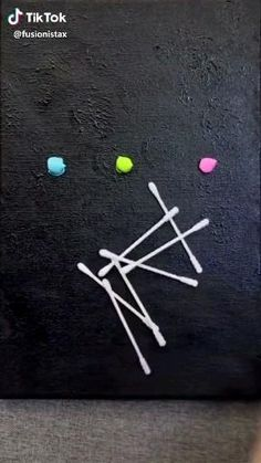 canvas painting ideas for kids & canvas painting ideas Canvas Painting Projects, Diy Canvas Art, Art Projects, Kids Canvas, Art Drawings For Kids, Easy Drawings, Painting Gallery, Painting Art, Painting On Black Canvas