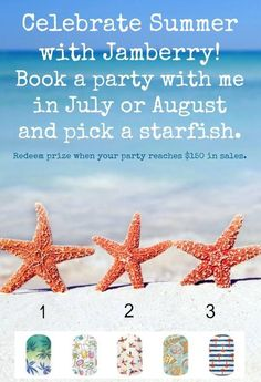 Book a Jamberry party vivi.jamberrynails.net