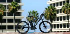 Motiv Electric Bike - Shadow dressed in Blue