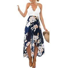 84ea11b99840 Simplee Apparel Sexy print lace summer dress Strap deep v neck high waist  beach dresses women 2016 new slit backless long dress(China (Mainland))