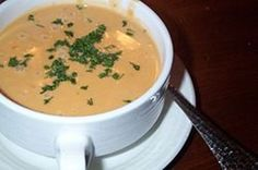 Lobster Bisque - Texas de Brazil recipe. Best ever especially if you enjoy over a fluffy bed of jasmine rice.