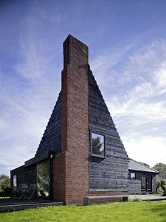 Lynch Architects - Marsh View, Norfolk 2008. Now for sale.