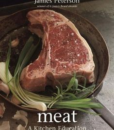 Meat: A Kitchen Education PDF