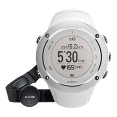 Suunto HR monitor to replace that shitty polar FT7