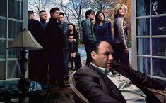 My favourite series-Ever! RIP James Gandolfini