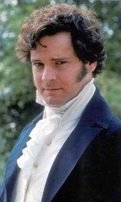 Colin Firth in Pride and Prejudice ❤