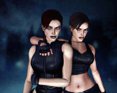 """lara croft doppelganger - Google Search So """"Rise of the tomb raider"""" is awresome, but we need Doppie back :)"""