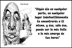Pablo Neruda. Frases