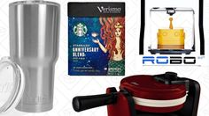RTIC tumblers, a sitewide Starbucks coupon, and a discounted 3D printer lead off Wednesday's best deals.